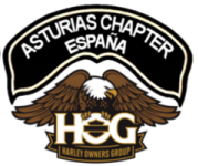 logo asturias chapter hog